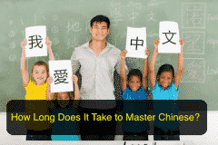 How Long Does It Take To Learn Chinese?