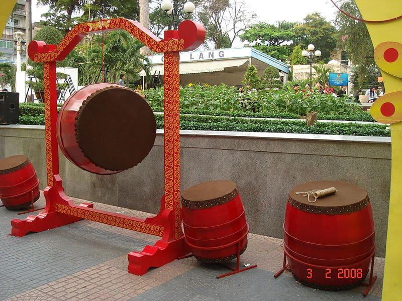 Chinese Instrument Tanggu